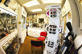 Optique Hermans Opticiens-Lunetiers - Notre collection